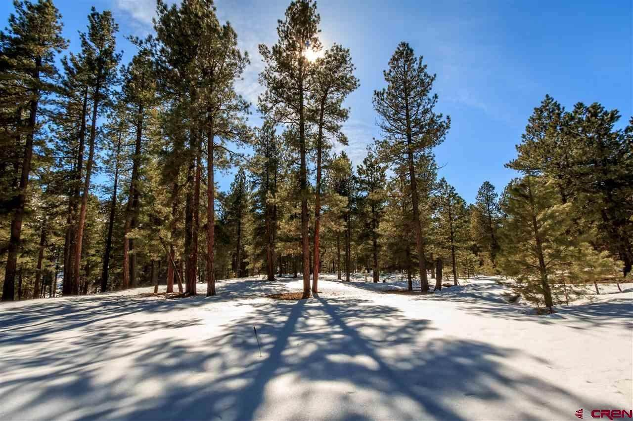 Single Family Homes for Sale at 67 Red Bluff Road Drive Vallecito, Colorado 81122 United States