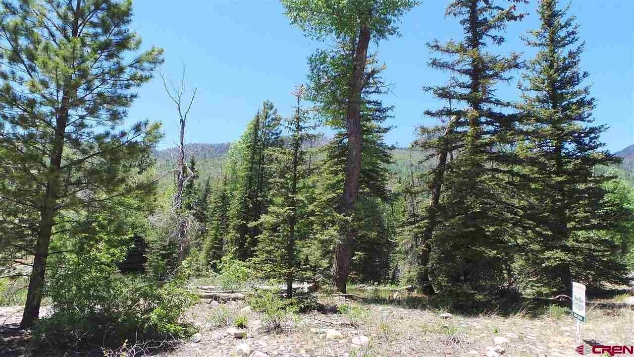 Single Family Homes for Sale at TBD W Vallecito Creek Road Vallecito, Colorado 81122 United States