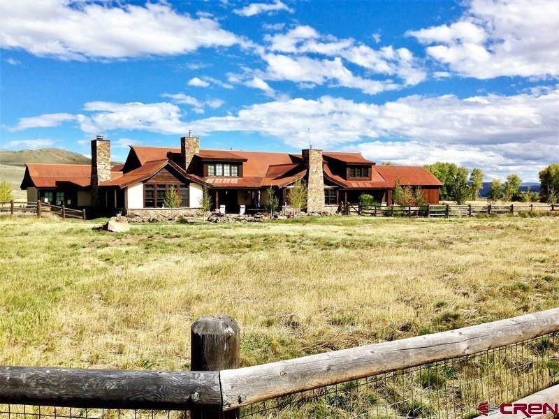 Single Family Homes for Sale at 111 Eagle Trail Drive Gunnison, Colorado 81230 United States