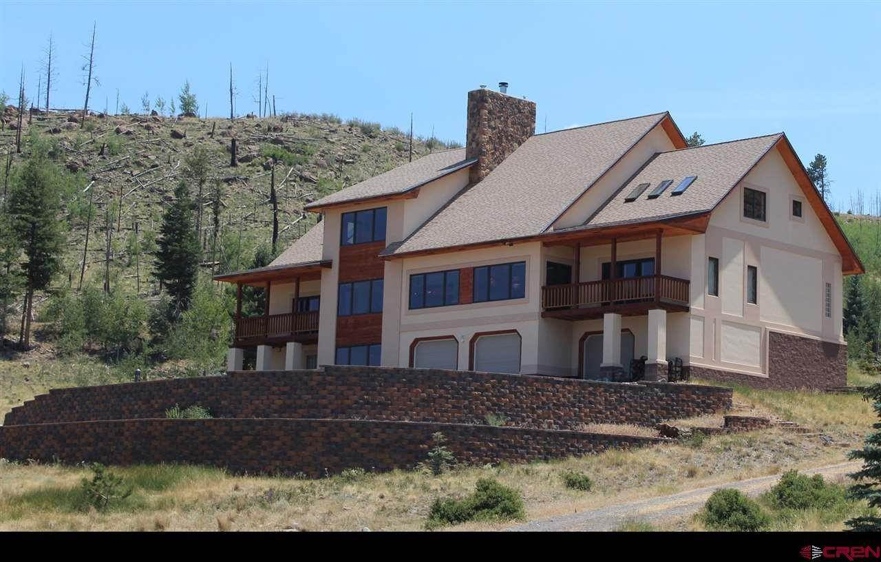 Single Family Homes for Sale at 2251 Willow Park Drive South Fork, Colorado 81154 United States