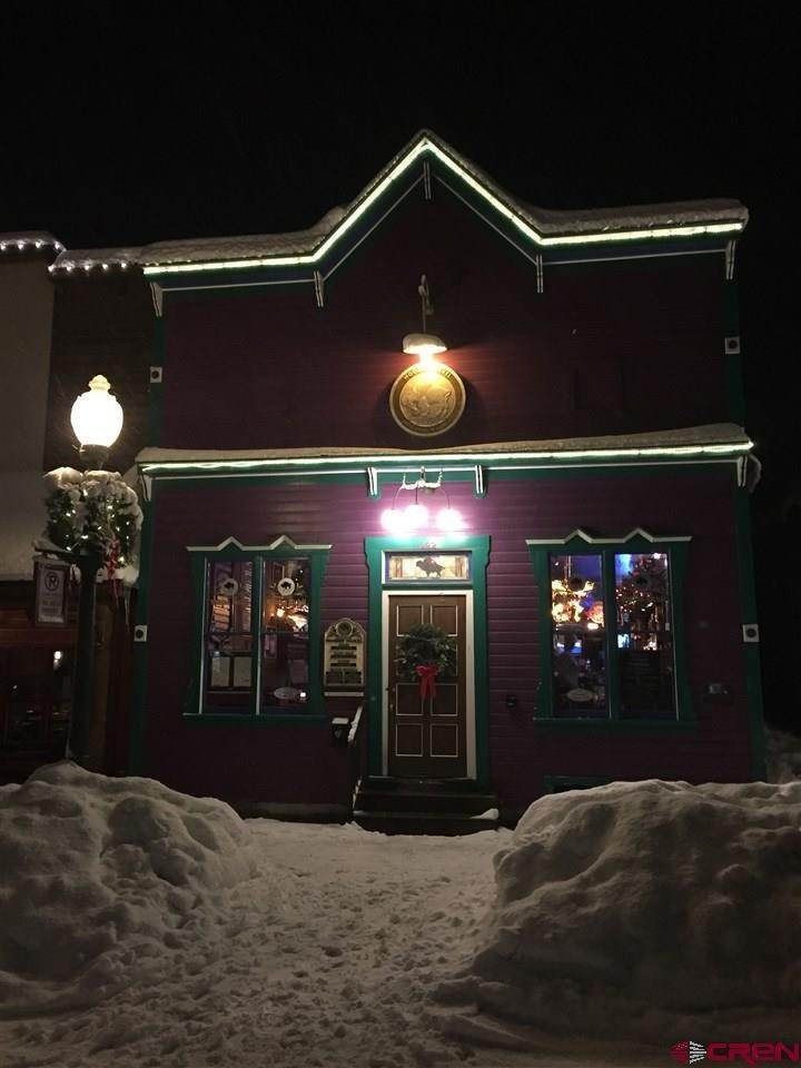 Commercial for Sale at 222 Elk Avenue Crested Butte, Colorado 81224 United States