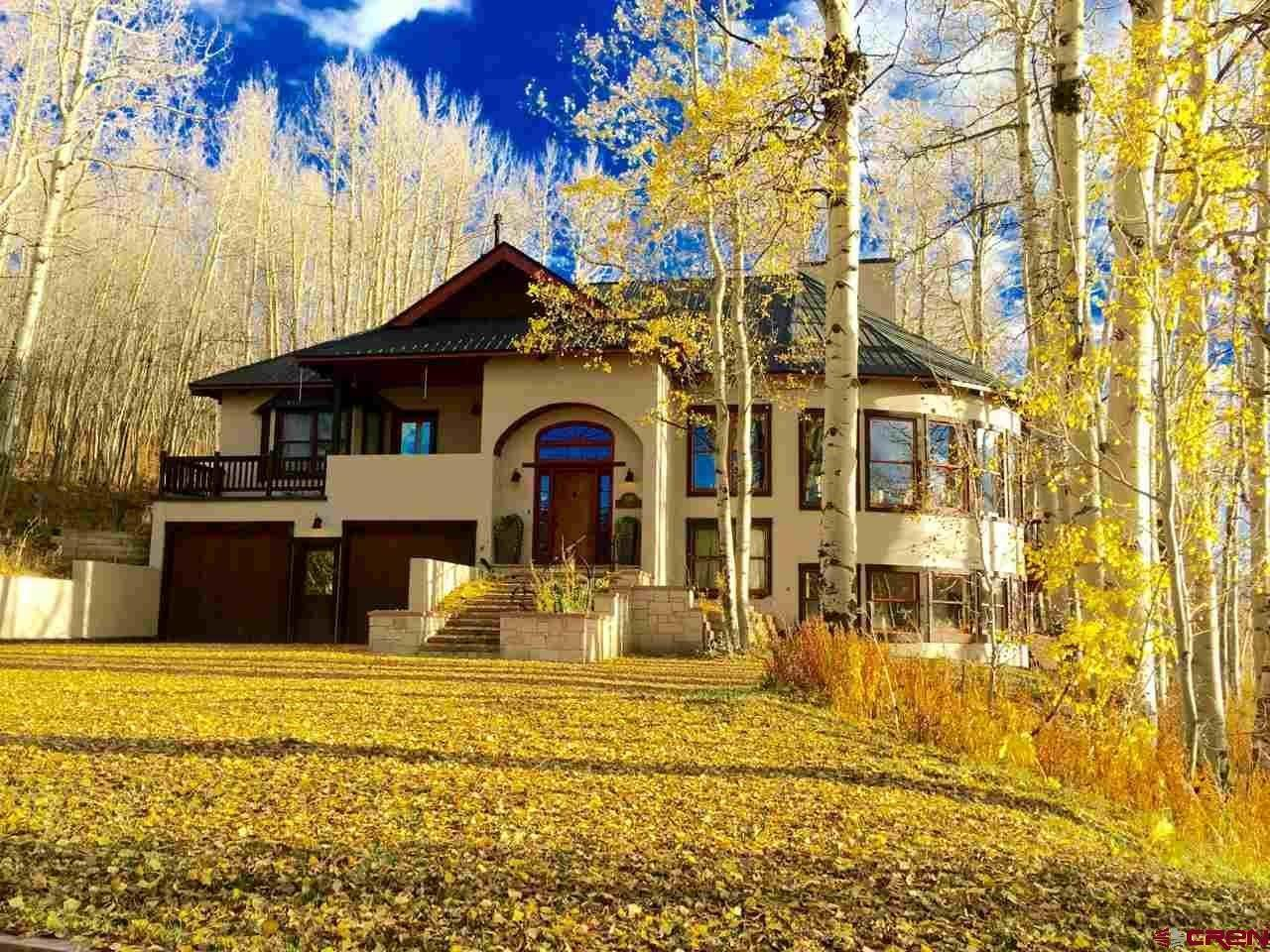 Single Family Homes for Sale at 108 Anthracite Drive Mount Crested Butte, Colorado 81225 United States
