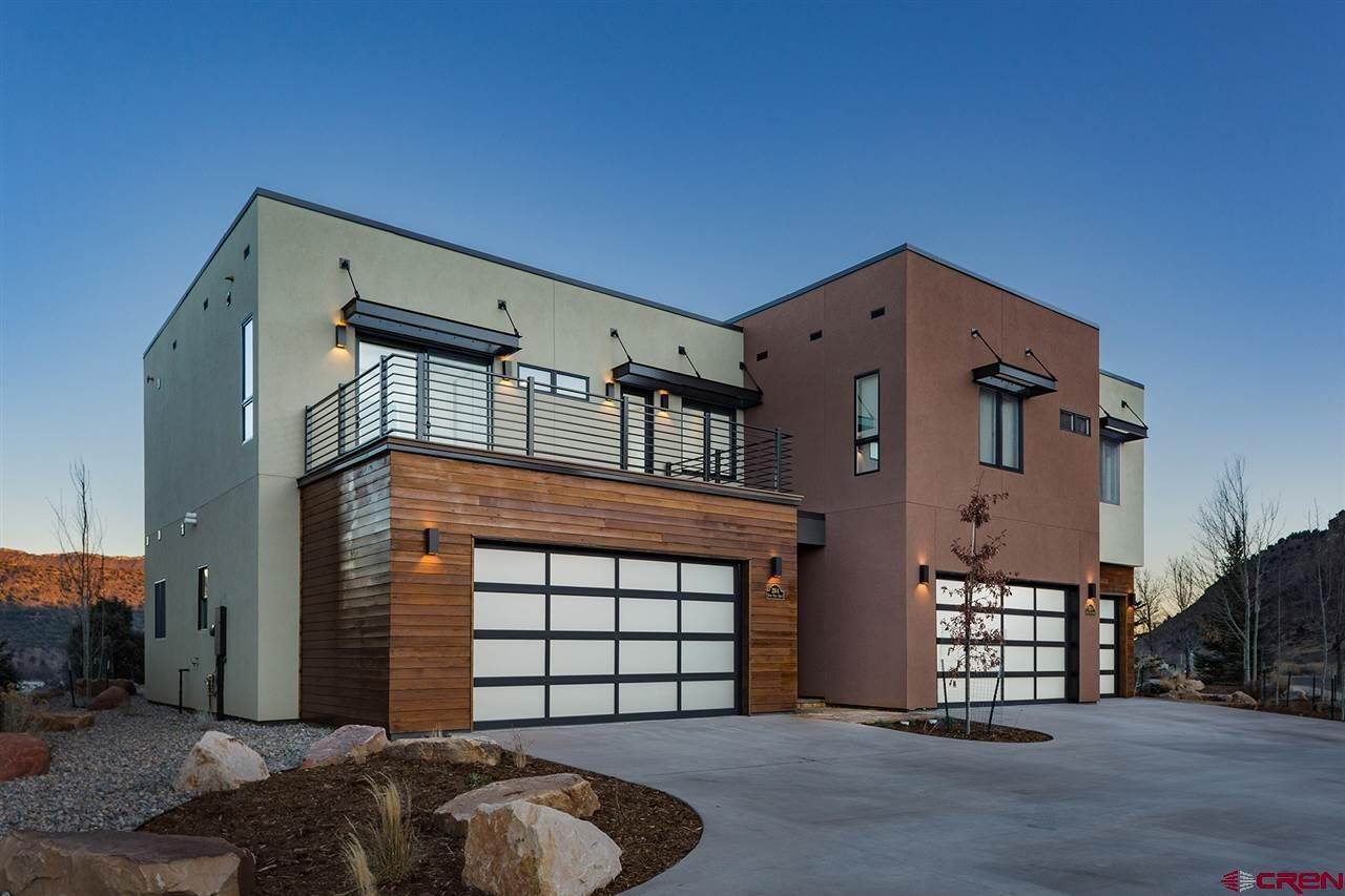 townhouses at 221 Rock Point Drive Durango, Colorado 81301 United States