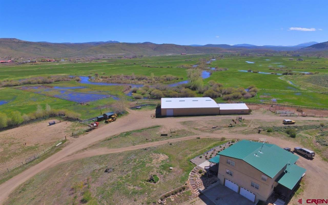 Farm and Ranch Properties for Sale at 43990 US Highway 50 Gunnison, Colorado 81230 United States