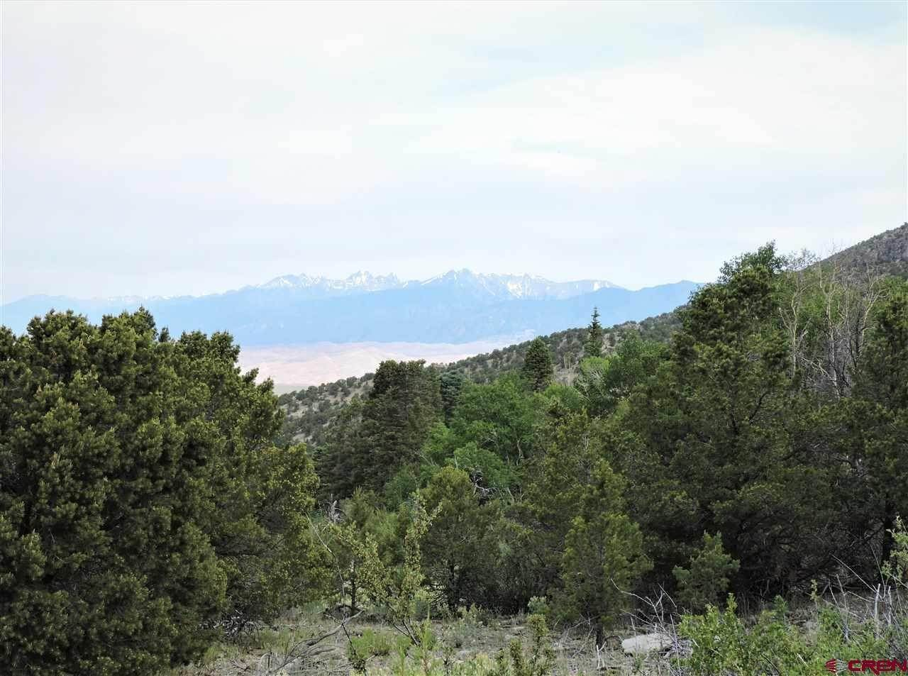 Land for Sale at TBD Cedar Ridge Road Mosca, Colorado 81146 United States