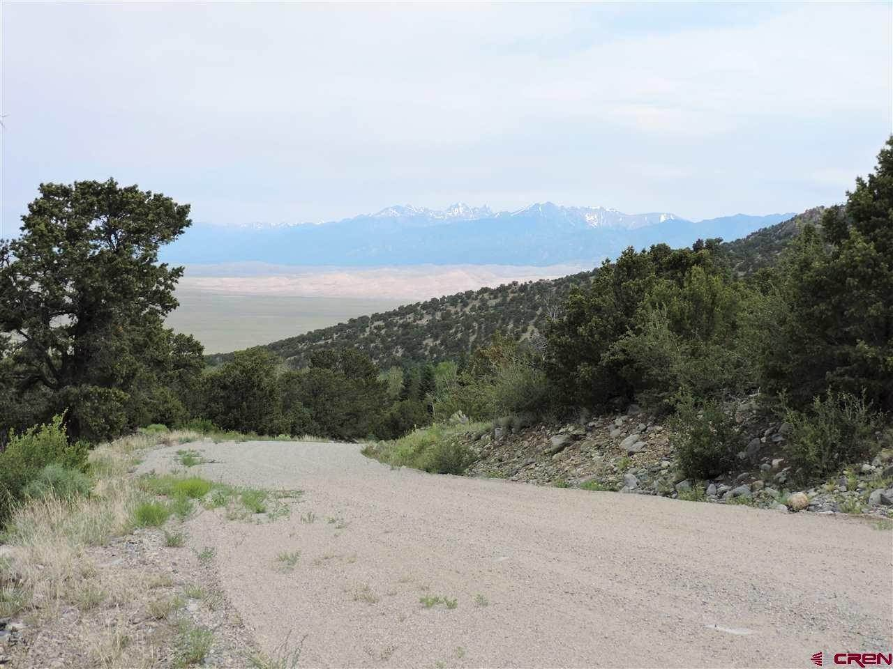 4. Land for Sale at TBD Cedar Ridge Road Mosca, Colorado 81146 United States