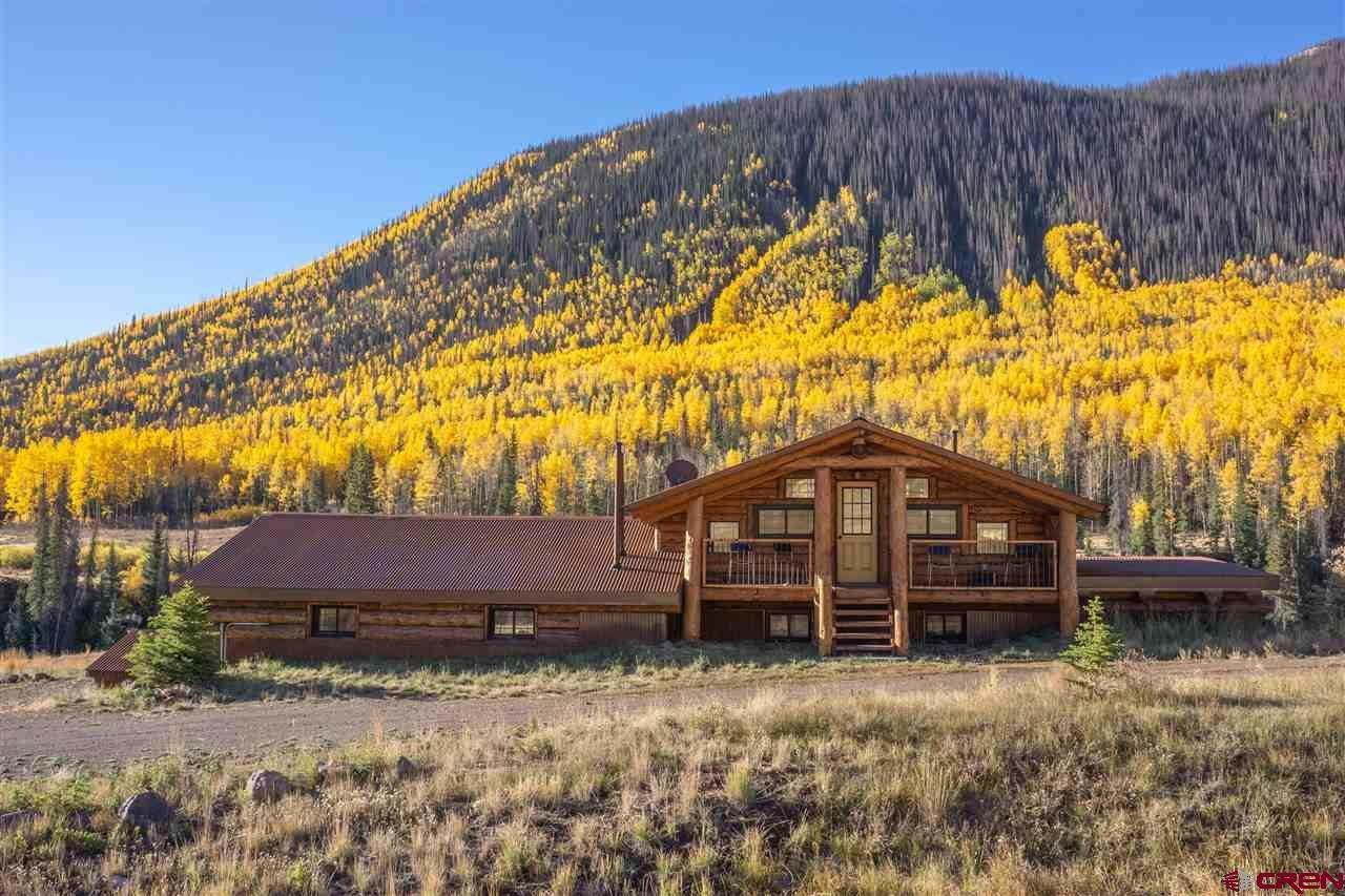 Single Family Homes for Sale at 18100- B USFS Rd 520 Creede, Colorado 81130 United States
