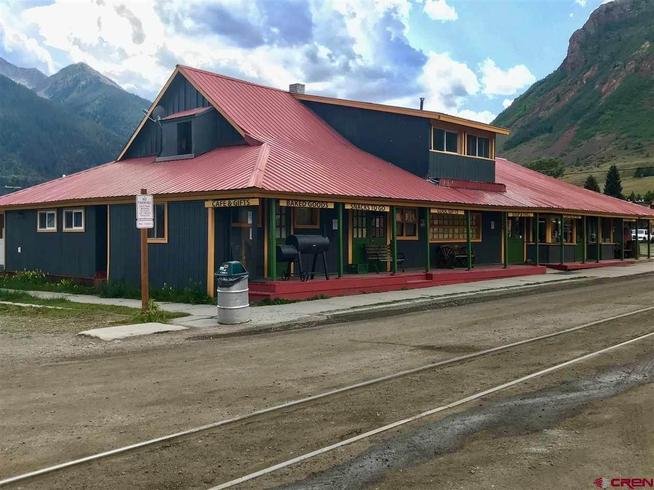 Commercial for Sale at 220 E 12th Street Silverton, Colorado 81433 United States