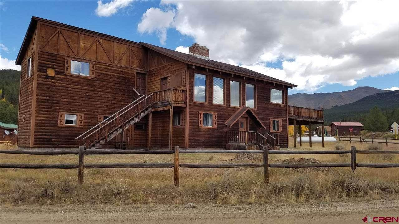 Single Family Homes for Sale at 8 OAK (Tincup) Street Almont, Colorado 81210 United States