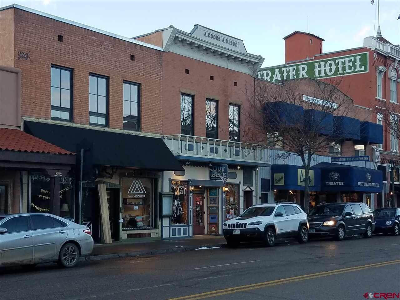 Commercial for Sale at 643 Main Avenue Durango, Colorado 81301 United States