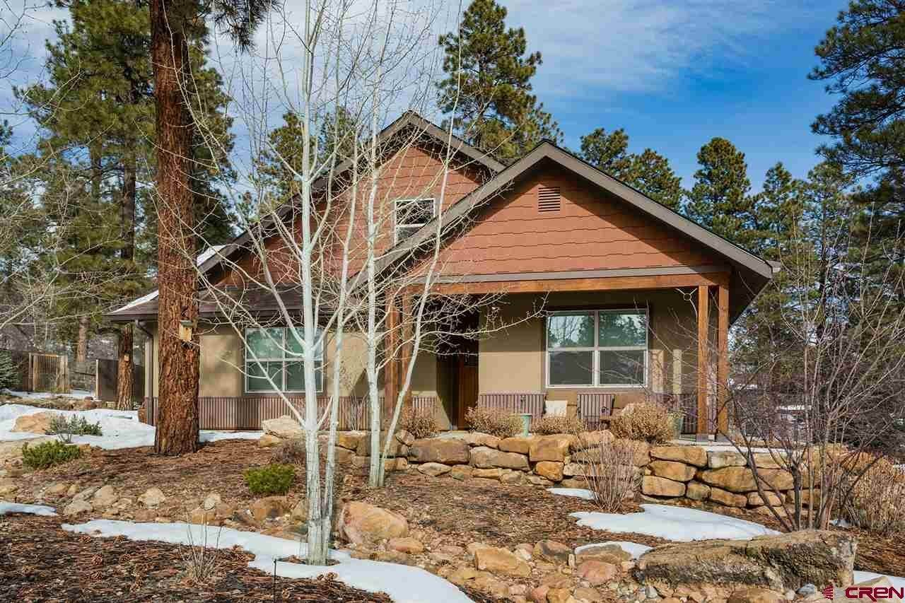 Single Family Homes at 110 Needle Creek Trail Durango, Colorado 81301 United States