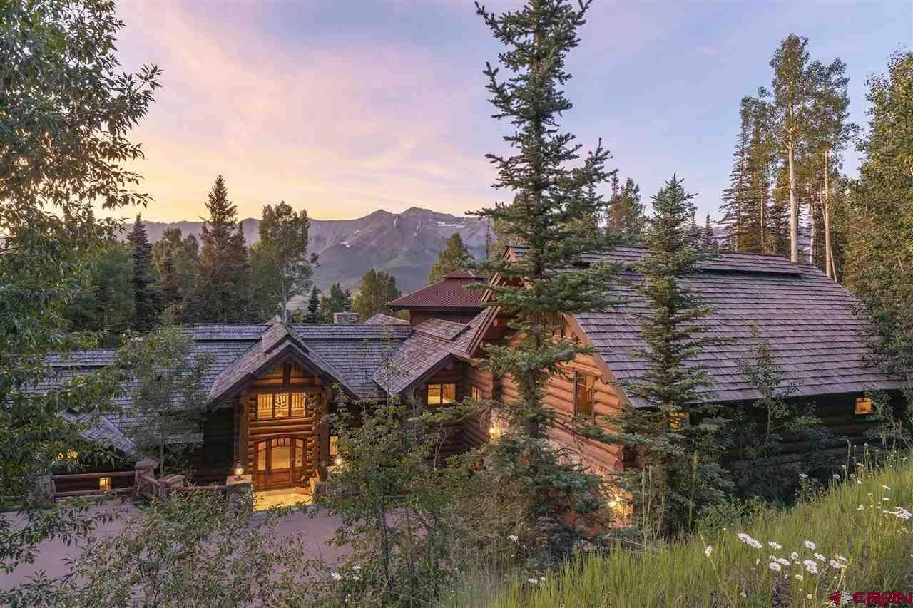 Single Family Homes for Sale at 138 Hood Park Road Mountain Village, Colorado 81435 United States