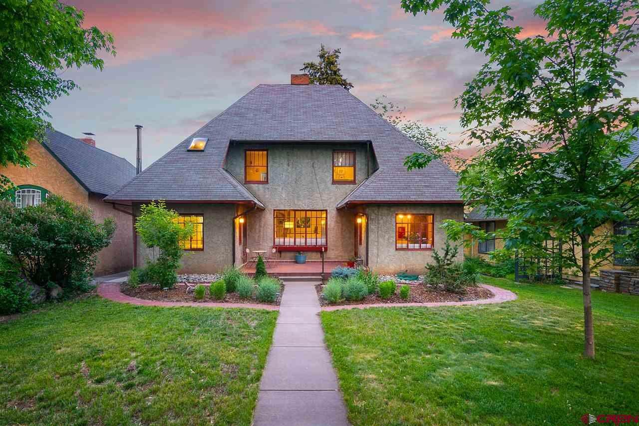 Single Family Homes at 722 E 3rd Avenue Durango, Colorado 81301 United States