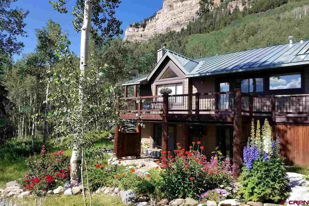 Single Family Homes at 321 & 151 Falcon Ridge Road Durango, Colorado 81301 United States