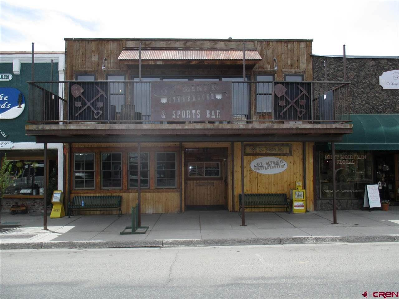 Commercial for Sale at 139 N Main Street Gunnison, Colorado 81230 United States