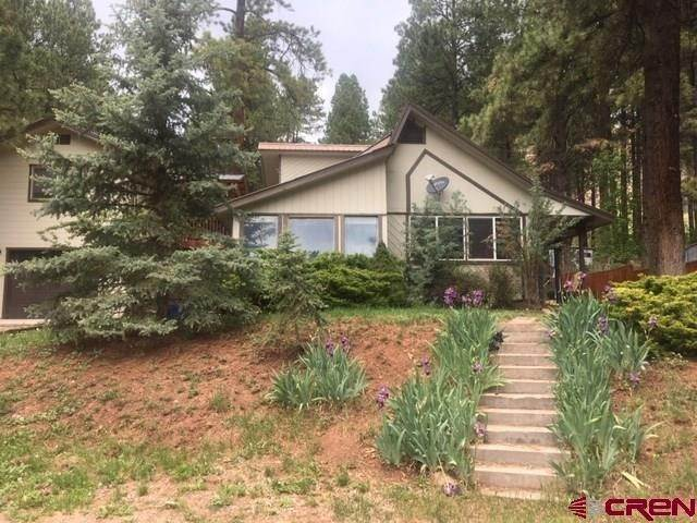 Single Family Homes for Sale at 195 Vallecito Drive Vallecito, Colorado 81122 United States