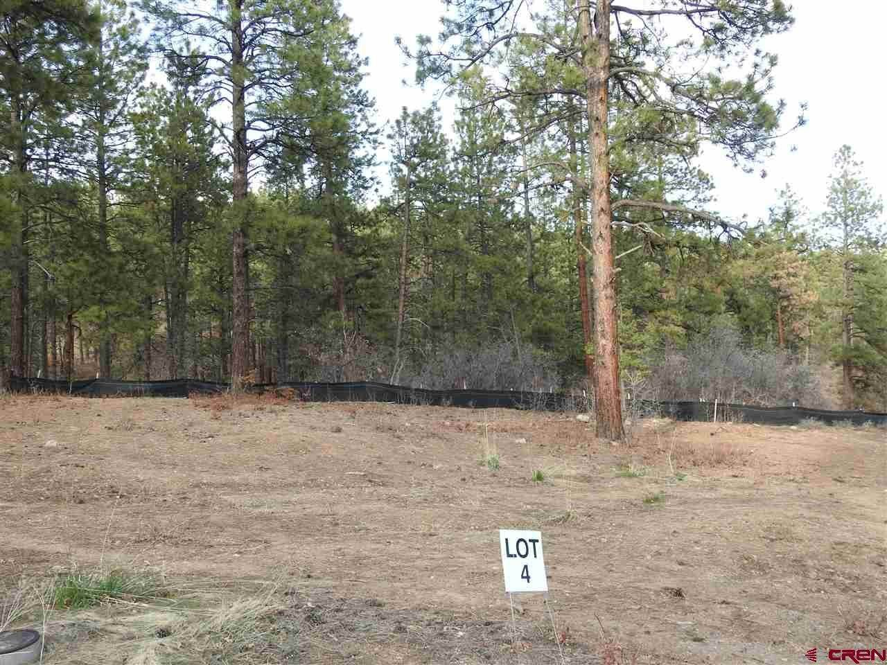 Residential at 53 Canyon Pines (Lot 4) Place Durango, Colorado 81301 United States