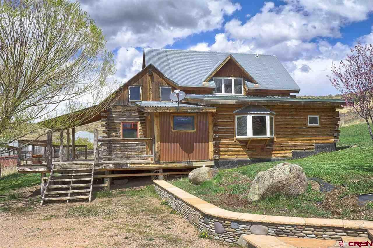 Single Family Homes for Sale at 12909 Elk Valley Road Paonia, Colorado 81428 United States