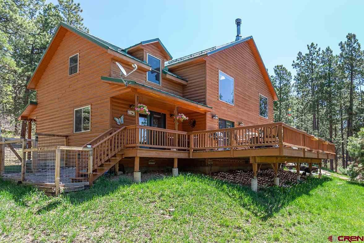 Single Family Homes at 112 Ridge Top Drive Bayfield, Colorado 81122 United States