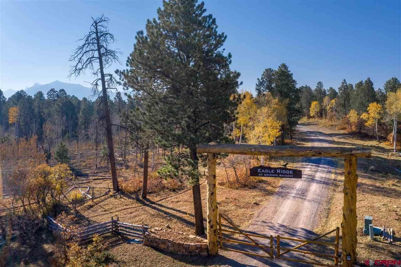 Single Family Homes for Sale at TBD Eagles Nest and Sage Grouse Roads Placerville, Colorado 81430 United States