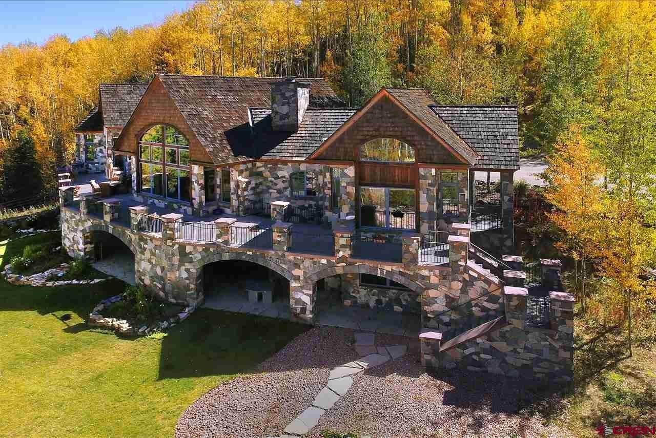 Single Family Homes for Sale at 66 Red Mountain Ranch Lower Loop Crested Butte, Colorado 81224 United States
