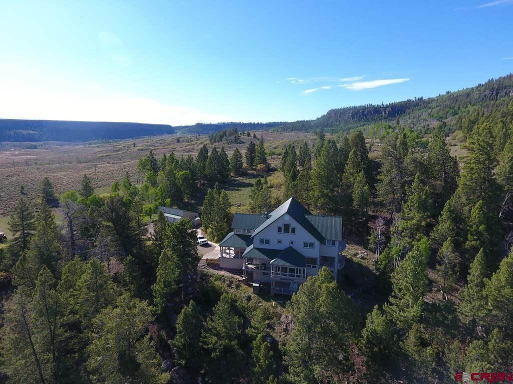 Single Family Homes for Sale at 12224 US HWY 50 Gunnison, Colorado 81230 United States