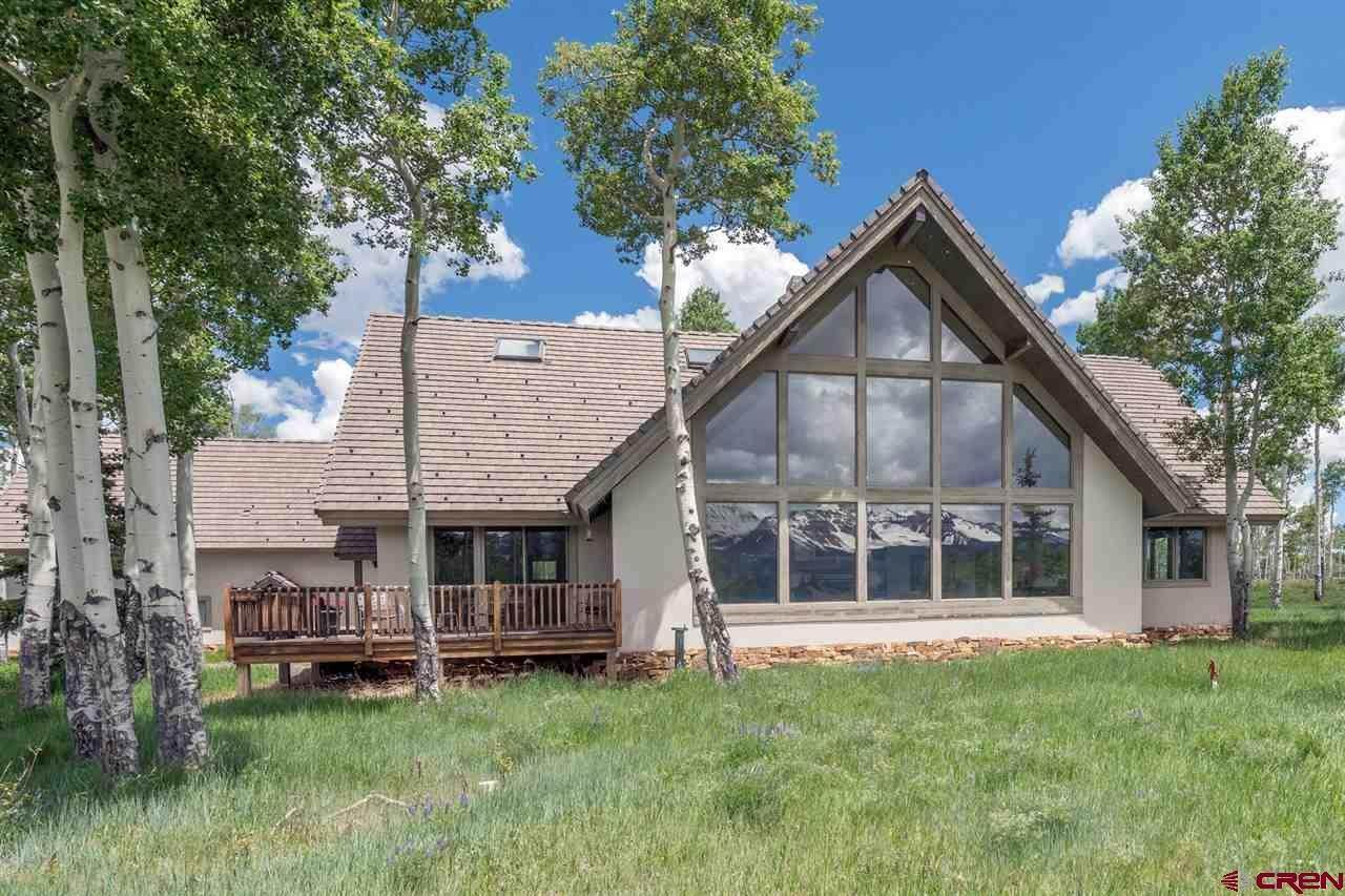 Single Family Homes for Sale at 1960 W Anderson Road Placerville, Colorado 81430 United States