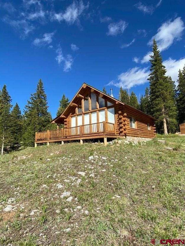 Single Family Homes for Sale at #TBD Harry F Trail Pitkin, Colorado 81241 United States