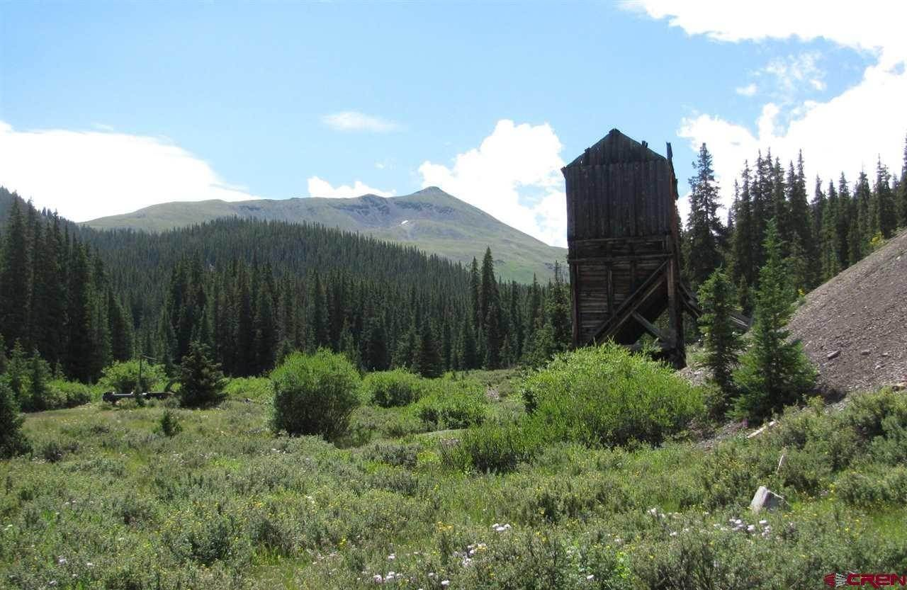 Land for Sale at 88 No 1-7,10 MC 56+ ac near Tincup Road Almont, Colorado 81210 United States