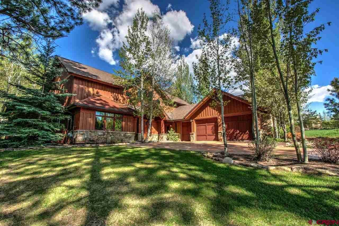 Single Family Homes at 216 Cliffs Edge Durango, Colorado 81301 United States