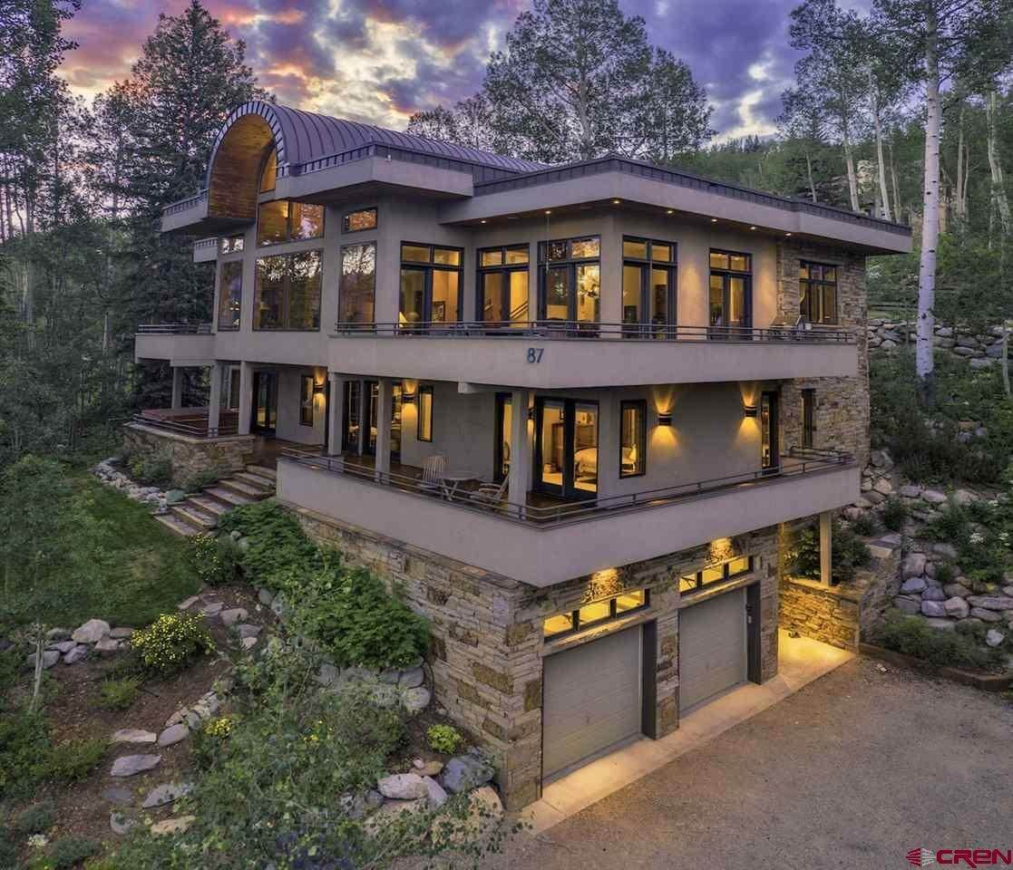 Single Family Homes for Sale at 87 Anthracite Drive Mount Crested Butte, Colorado 81225 United States