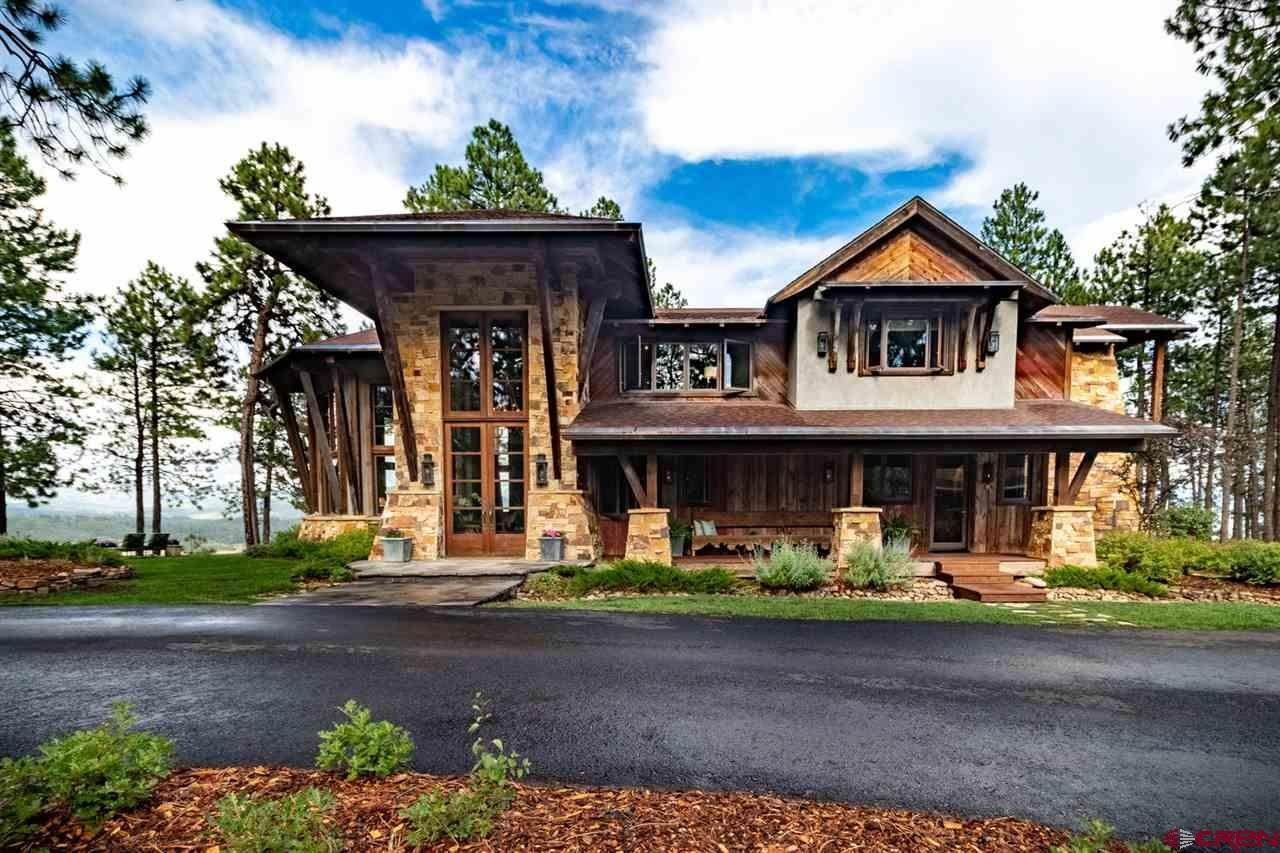 Single Family Homes for Sale at 601 Piney Place Pagosa Springs, Colorado 81147 United States