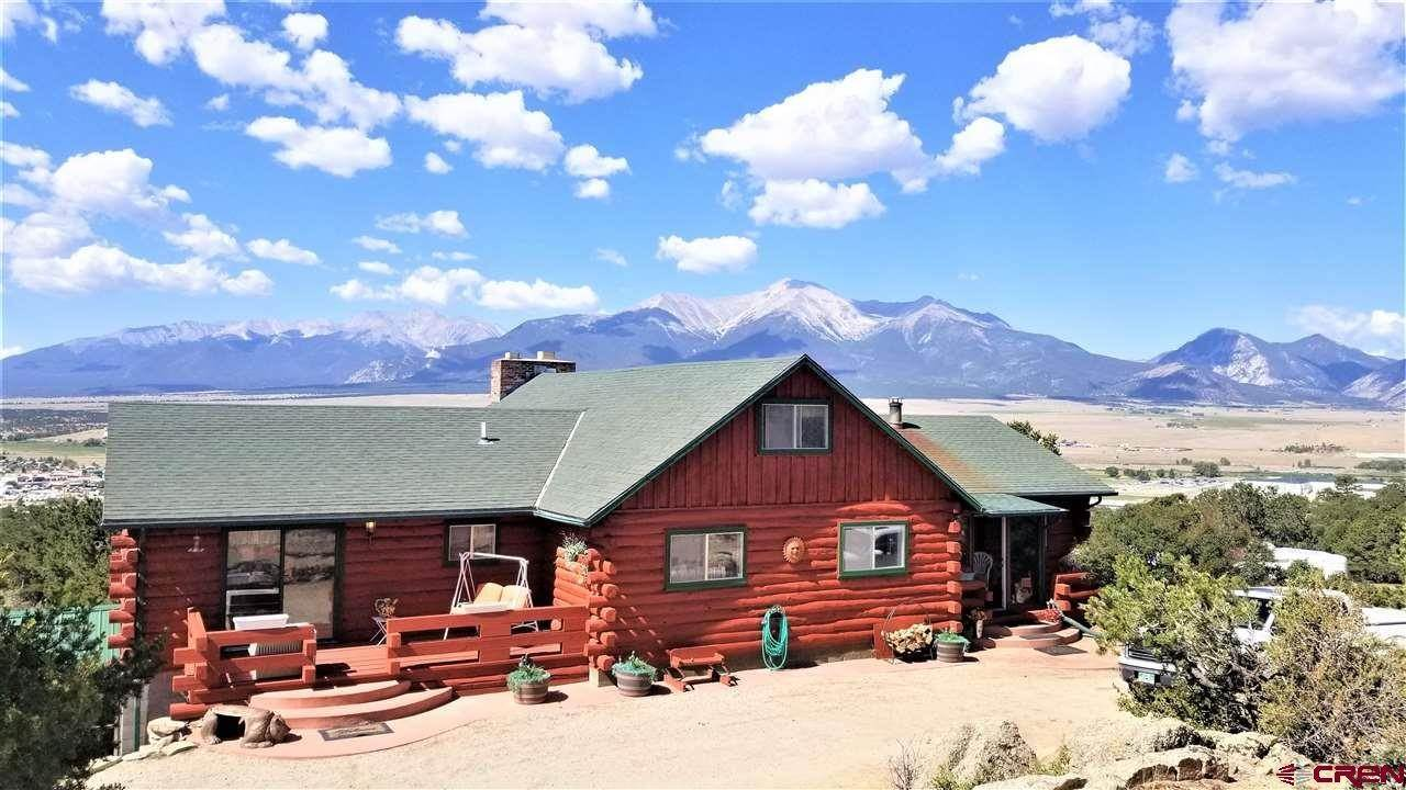 Single Family Homes for Sale at 27900 County Road 301 Buena Vista, Colorado 81211 United States