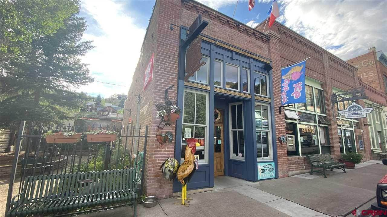 Commercial for Sale at 115 Main Street Creede, Colorado 81130 United States
