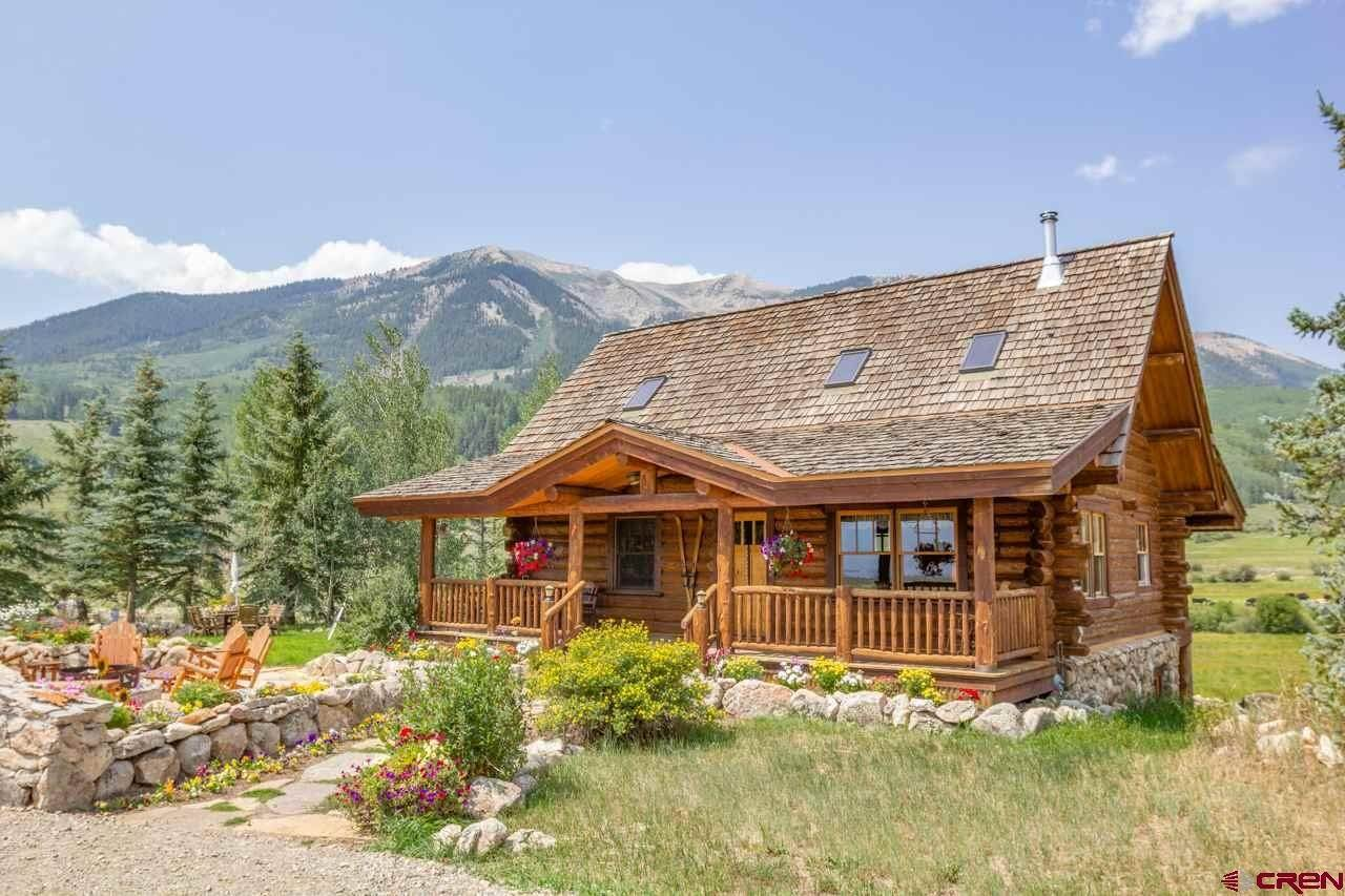 Single Family Homes for Sale at 23501 State Highway 135 Crested Butte, Colorado 81224 United States