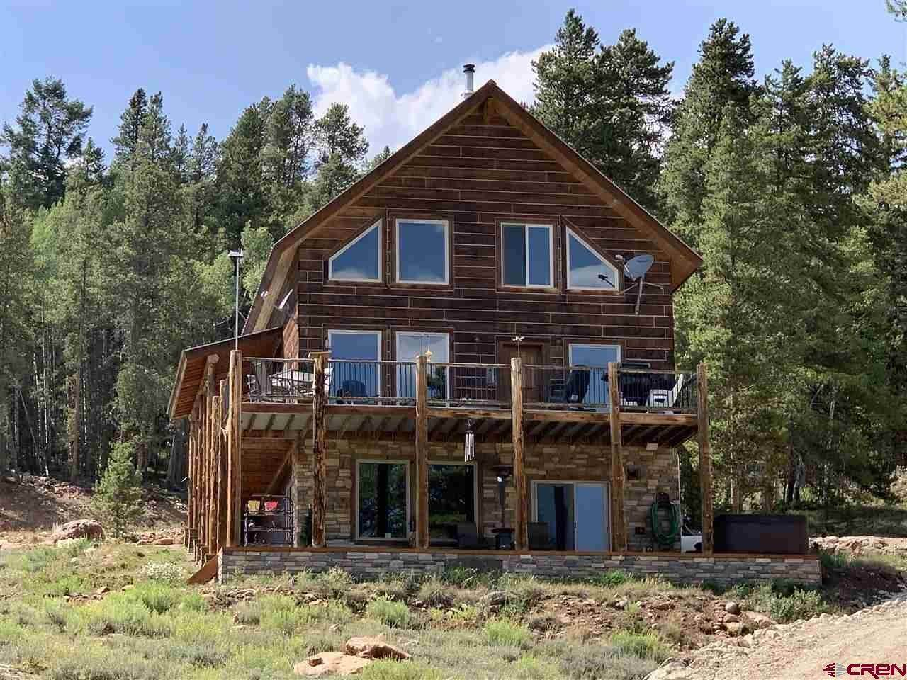 Single Family Homes for Sale at 524 Chicago Park Road Pitkin, Colorado 81241 United States