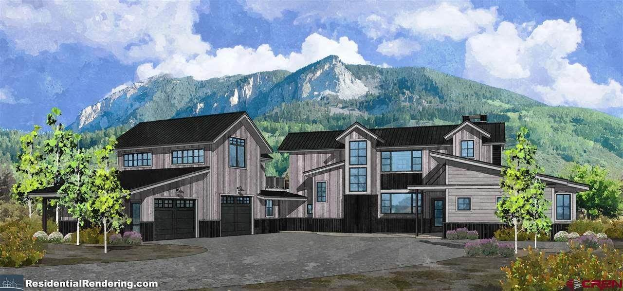 Single Family Homes for Sale at 329 N Avion Drive Crested Butte, Colorado 81224 United States