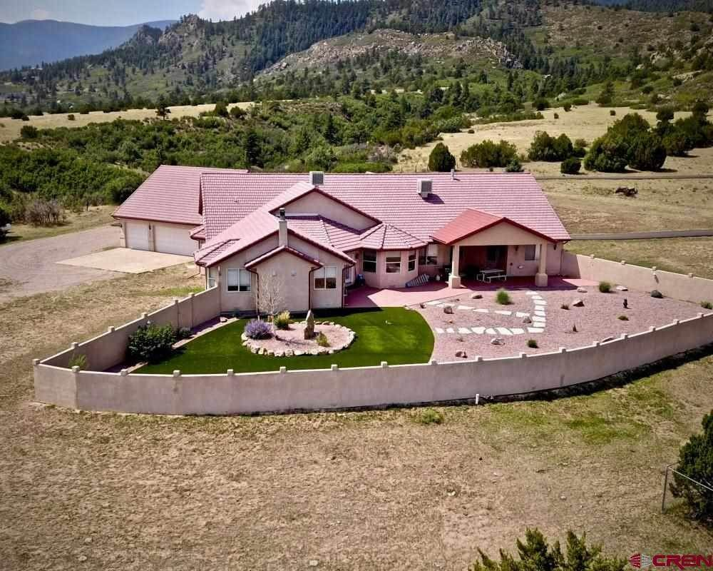 Single Family Homes for Sale at 500 CrestView Drive Wetmore, Colorado 81252 United States