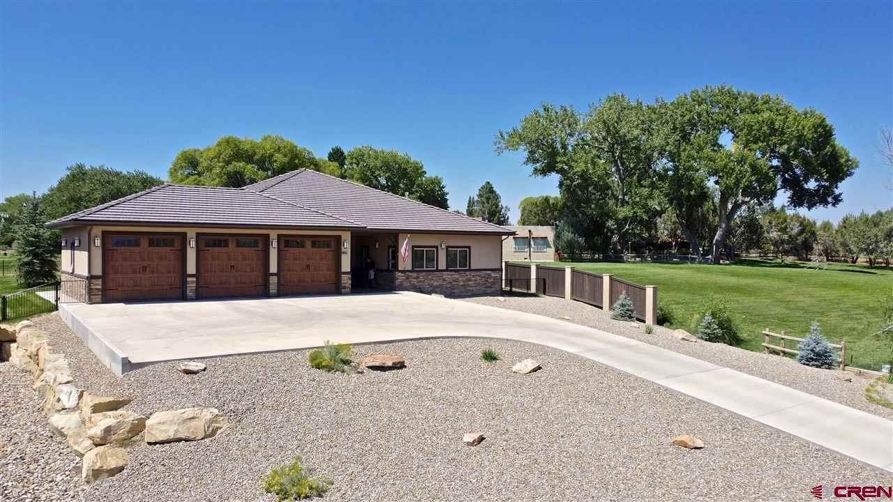 Single Family Homes for Sale at 2721 Golf Course Lane Cortez, Colorado 81321 United States