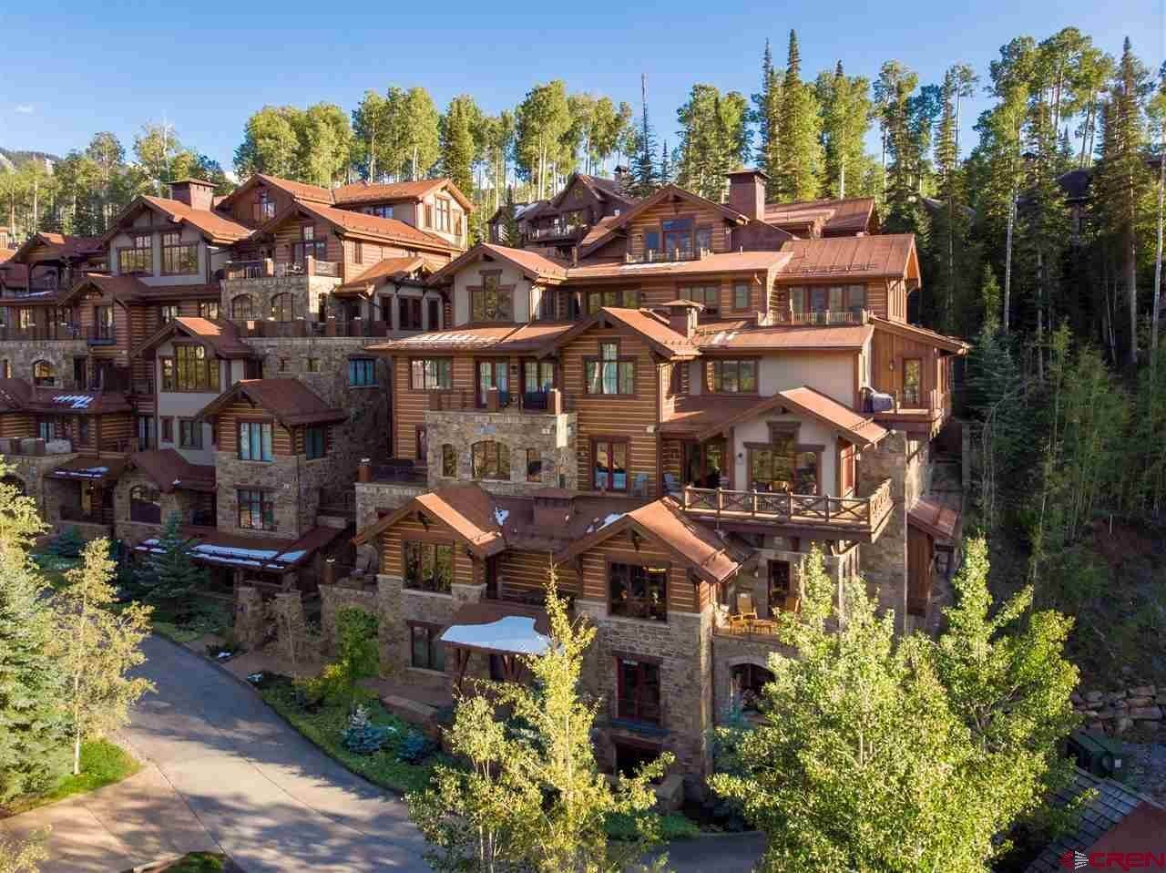 Condominiums for Sale at 12 Elkstone Place Mountain Village, Colorado 81435 United States