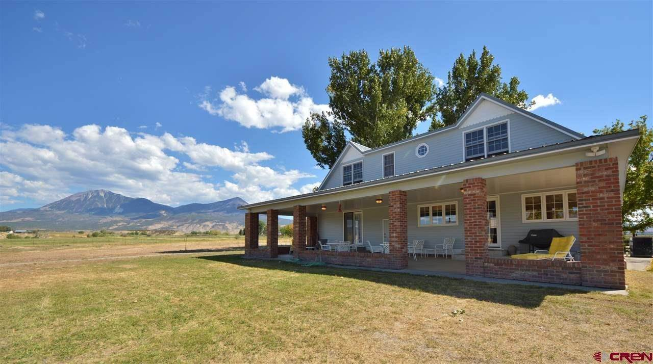 Farm and Ranch Properties for Sale at 37336 Bone Mesa Road Paonia, Colorado 81428 United States