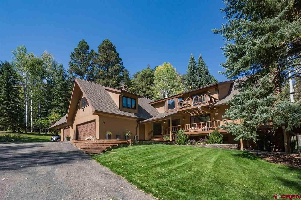 Single Family Homes at 134 Thompson Lane Durango, Colorado 81301 United States