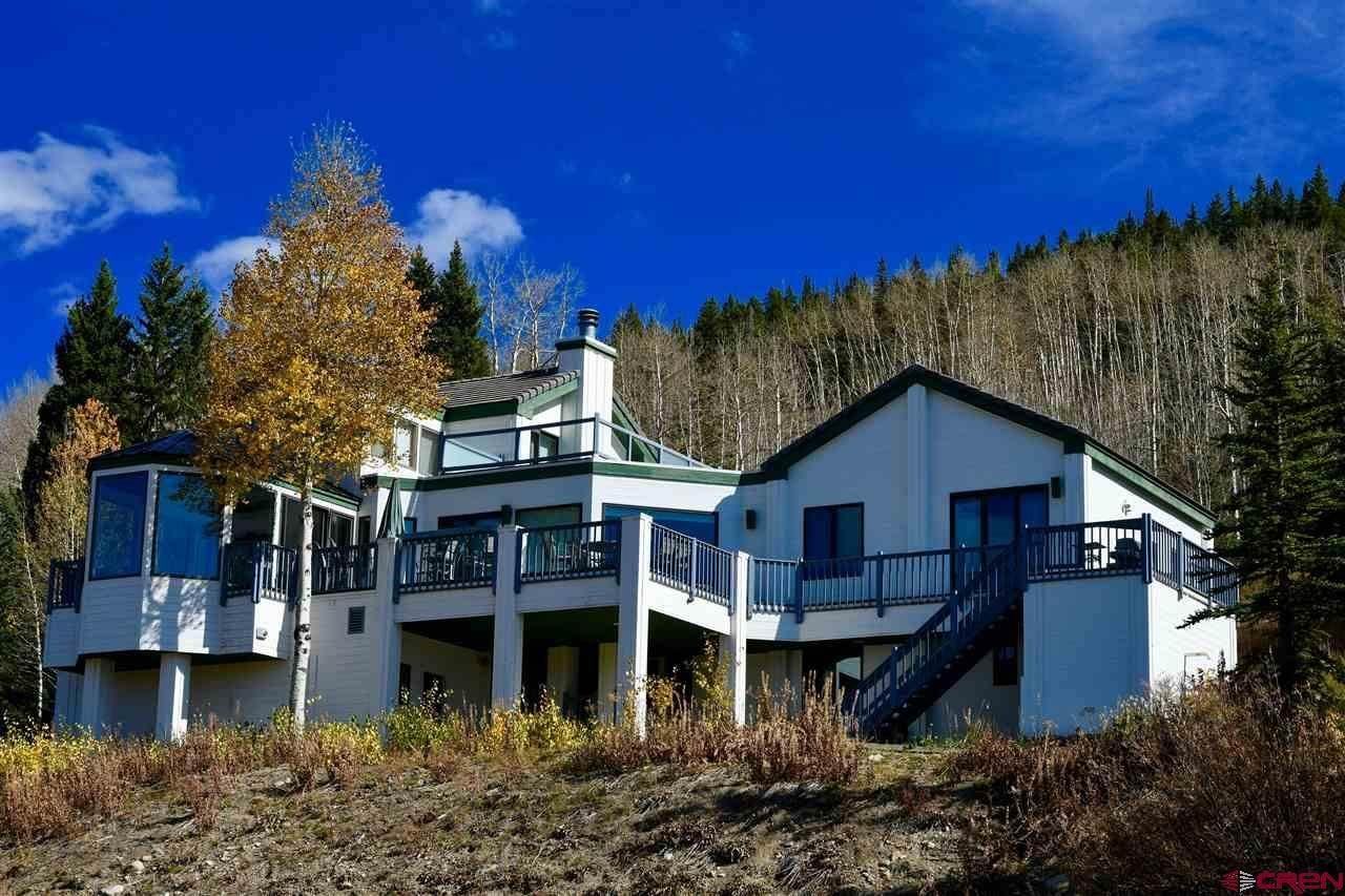 Single Family Homes for Sale at 12 Timberland Mount Crested Butte, Colorado 81225 United States