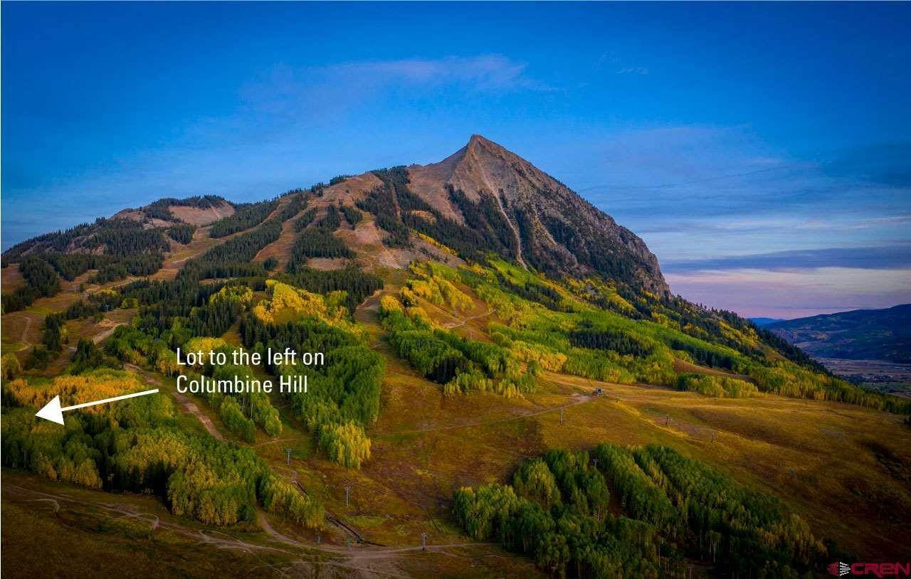 Single Family Homes for Sale at 63 Cinnamon Road Mount Crested Butte, Colorado 81225 United States