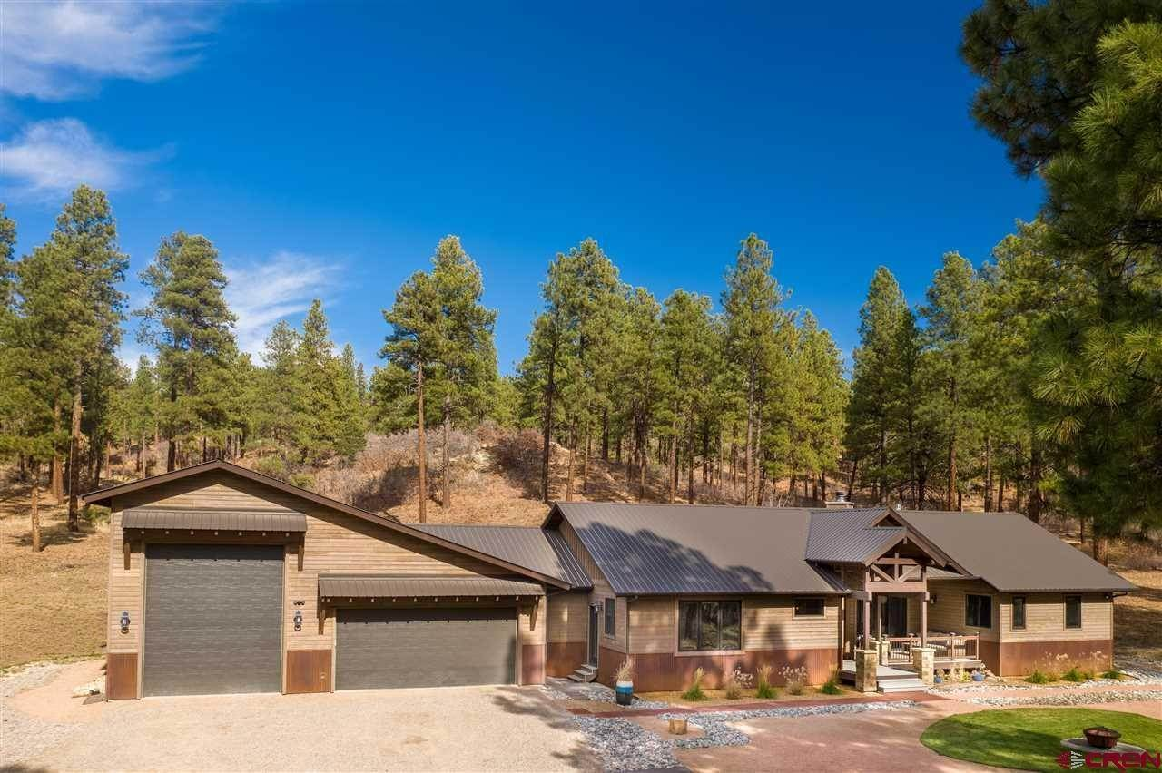 Single Family Homes for Sale at 500 Hawks Meadow Bayfield, Colorado 81122 United States