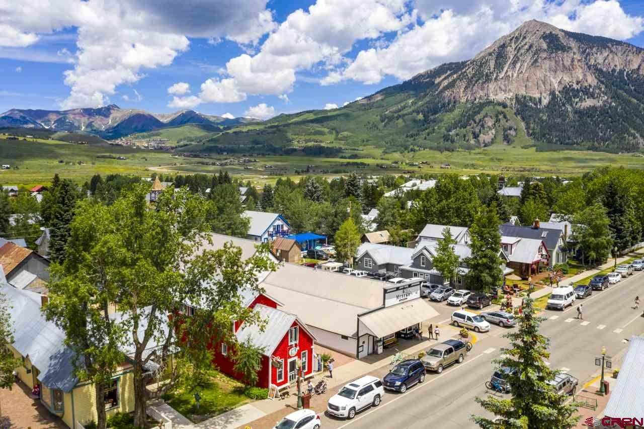 Commercial for Sale at 327 Elk Avenue Crested Butte, Colorado 81224 United States