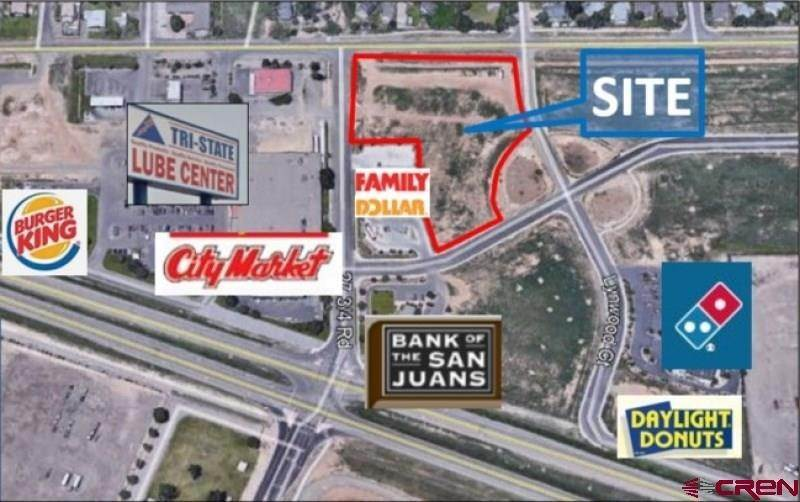 Commercial for Sale at 2778 Acrin Avenue Grand Junction, Colorado 81503 United States