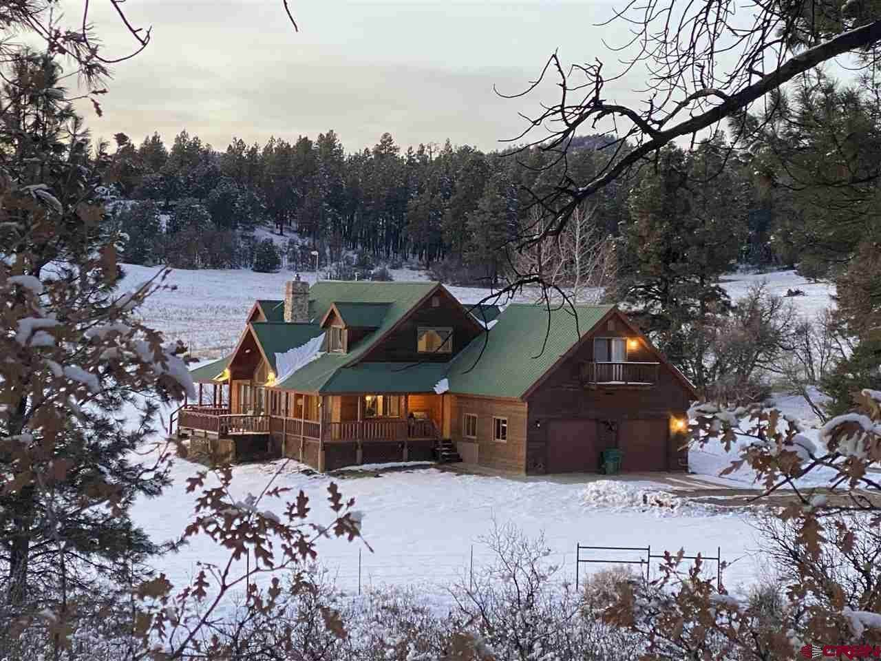 Single Family Homes at 433 Long Hollow Circle Durango, Colorado 81301 United States