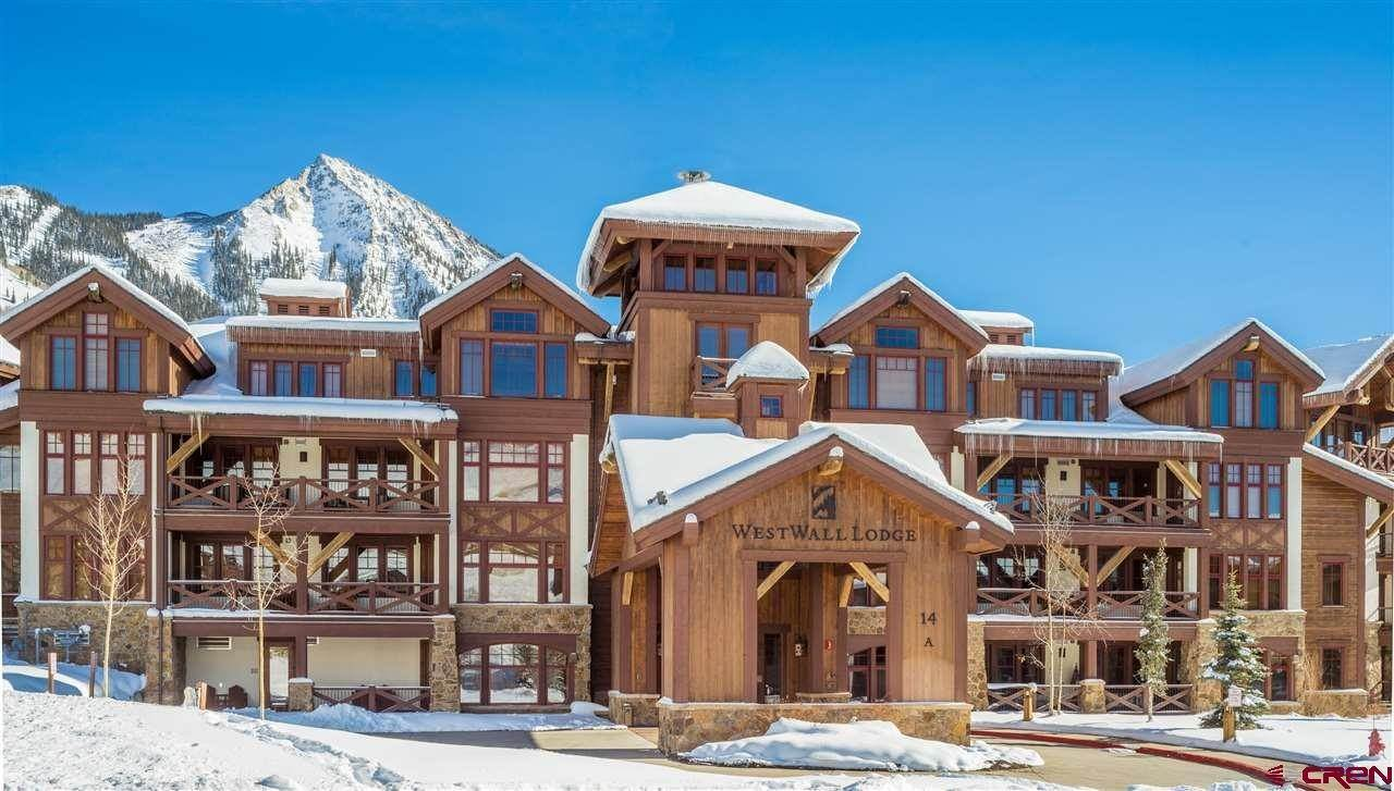 Condominiums for Sale at 14 Hunter Hill Road Mount Crested Butte, Colorado 81225 United States