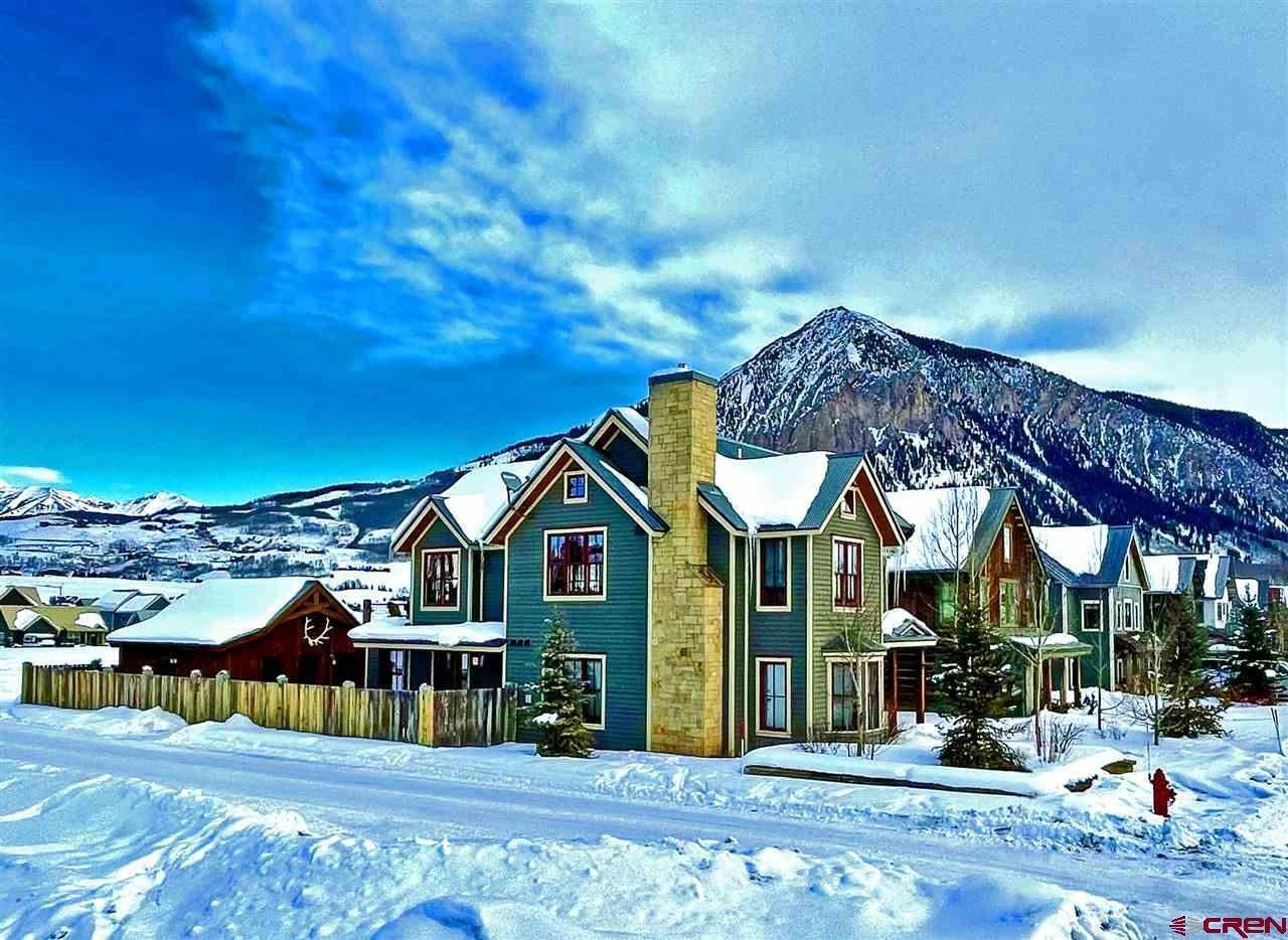 Single Family Homes for Sale at 809 Elk Avenue Crested Butte, Colorado 81224 United States